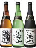 八海山 吟醸/純米吟醸/大吟醸 720ml