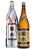 冬季限定 吟醸ふなぐち菊水一番しぼり 1800ml瓶