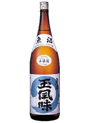 本醸造 魚沼玉風味1800ml