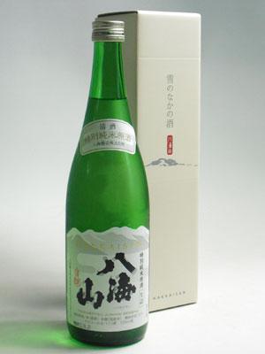八海山 特別純米原酒720ml 化粧箱入