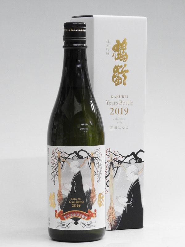 鶴齢 2019 Years Bottle 720ml