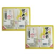【定期購入】北の大豆 木綿 180g×2連×2個セット