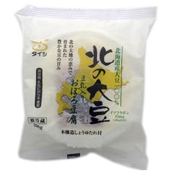 北の大豆 豆乳入りおぼろ豆腐 250g×1個(たれ付)