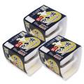 【定期購入】北の大豆 小粒納豆セット2個パック×3セット(たれ・からし付)