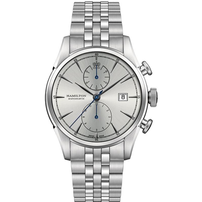 HAMILTON ハミルトン 腕時計ジャズマスター Jazzmaster スピリット オ ブ リバティ SSブレスレット 自動巻 H32416981 国内正規品メンズ