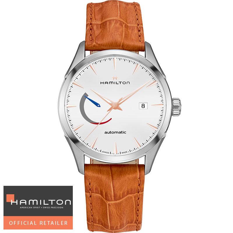 HAMILTON  ハミルトン 腕時計 Jazzmaster ジャズマスター パワーリザーブ Power Reserve 自動巻  H32635511 国内正規品メンズ