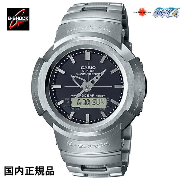 G-SHOCK ジーショック 腕時計デジタルアナログコンビネーションタフソーラー電波 AWM-500D-1AJF メンズウォッチ 国内正規品