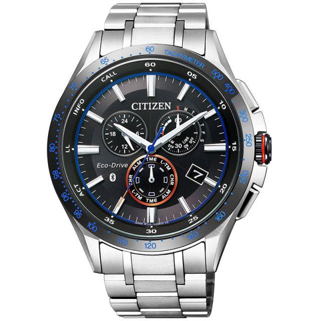 CITIZEN シチズン 腕時計 Eco-Drive エコドライブ Bluetooth BZ1034-52E メンズ