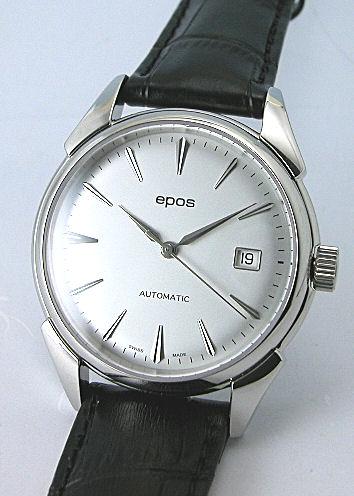 EPOS エポス デイト自動巻き Ref.3372WH