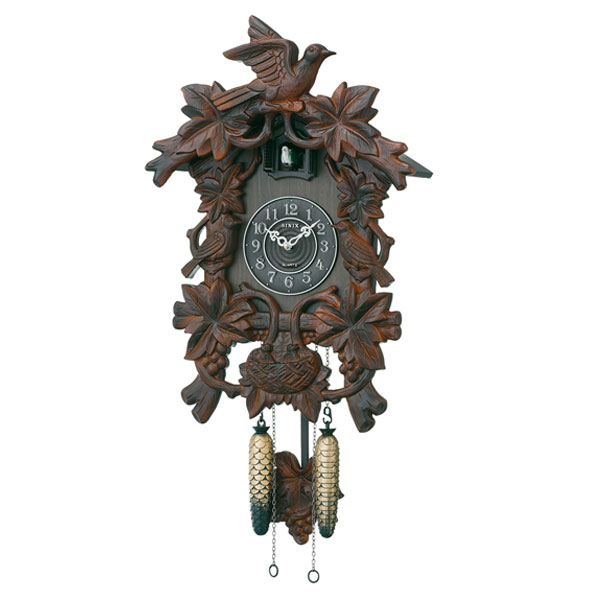シニックス SINIX 鳩時計 掛け時計