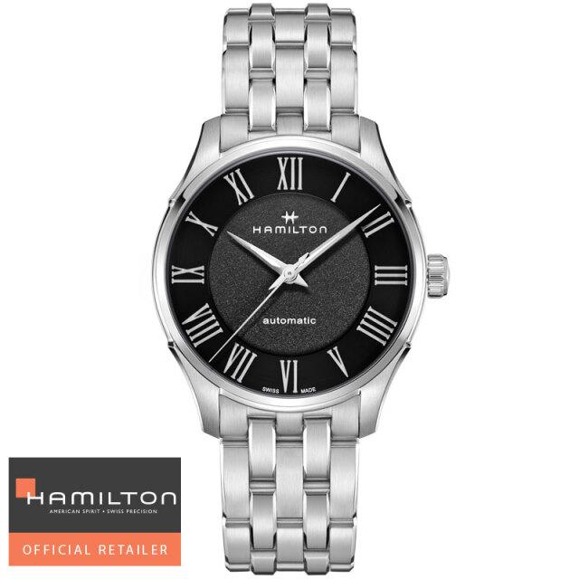 ハミルトン 腕時計 ジャズマスター オート HAMILTON Jazzmaster Auto 自動巻き H42535130  国内正規品 メンズ