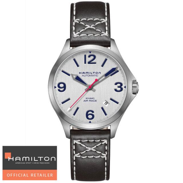 HAMILTON ハミルトン 腕時計 KHAKI AVIATION AIR RACE カーキ エアレース 自動巻 38mm H76225751 メンズ国内正規品