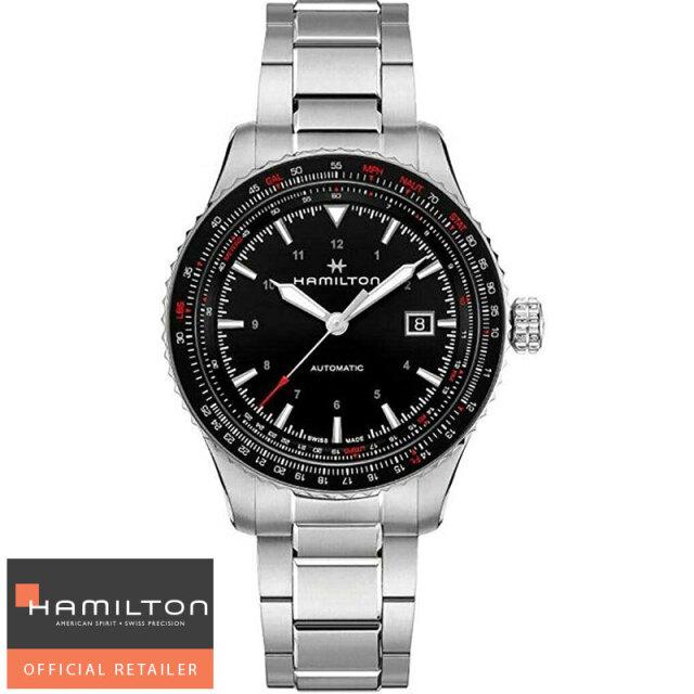 ハミルトン 腕時計 HAMILTON カーキ アビエーション コンバーターオート
