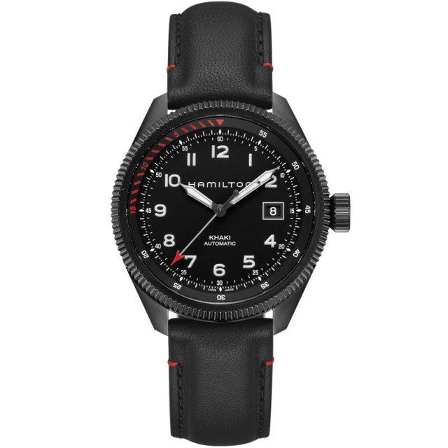 HAMILTON ハミルトン 腕時計 TAKEOFF AIR ZERMATT カーキテイクオフ エアーツェルマット H76695733 国内正規品