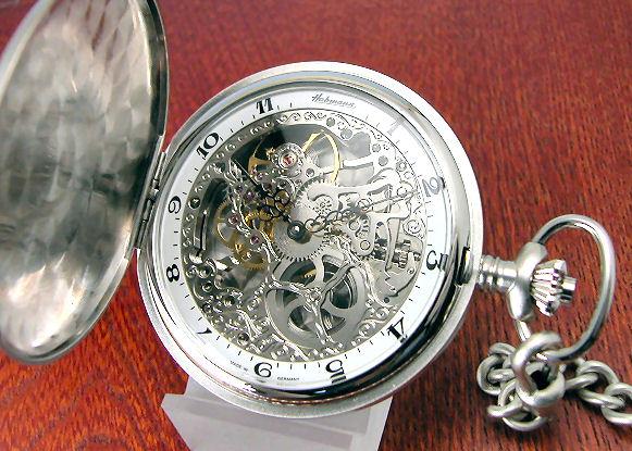 HABMANN ハッフマン 懐中時計 手巻き Ref.31907CAOH