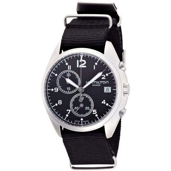 ハミルトン 腕時計 Khaki カーキ パイロットクロノ