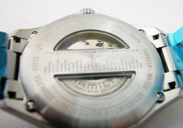 ハミルトン 腕時計 KHAKI AVIATION QNE カーキ アビエーション QNE