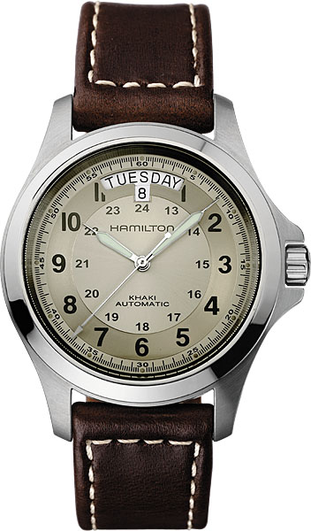 HAMILTON ハミルトン 腕時計 カーキキング・DDオート Ref.H64455523 国内正規品