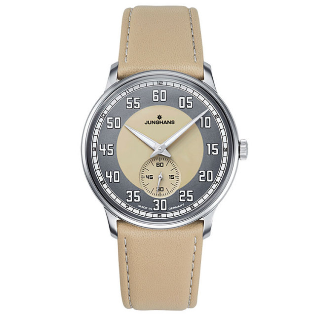 ユンハンス JUNGHANS Meister マイスター ドライバーハンドワインド 手巻き腕時計 027 3608 00 国内正規品