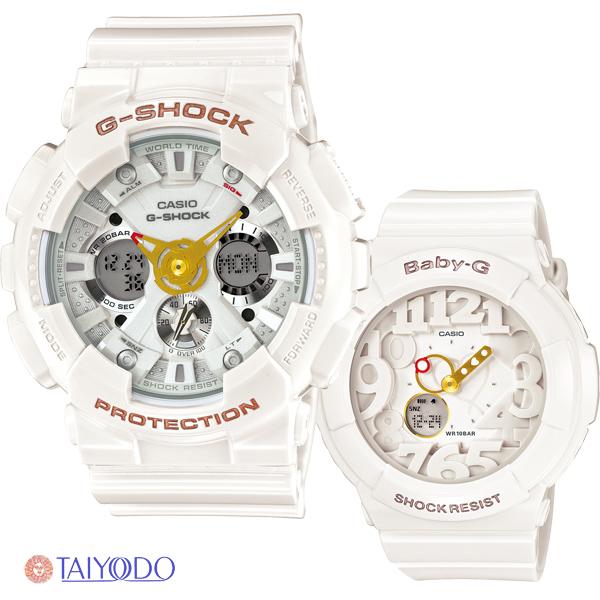 ジーショック 腕時計 Baby-G G PRESENTSラバーズコレクション2012