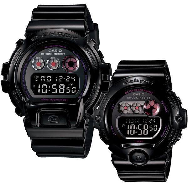 G-SHOCK ジーショック 腕時計 Baby-G ベビージー G PRESENTSラバーズコレクション2012