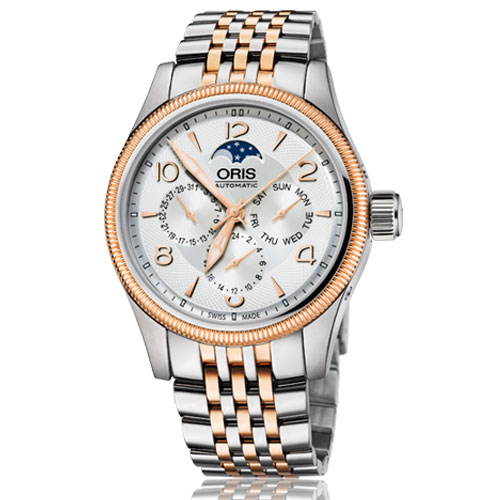 ORIS オリス 腕時計 Big Crown ビッグクラウン コンプリケーション Ref.58276784361M 国内正規品