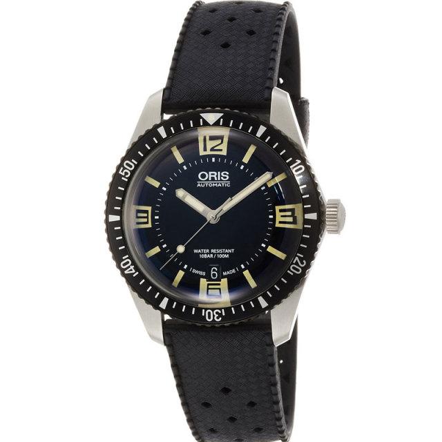 ORIS オリス 腕時計 ダイバーズ65 自動巻き ステンレス Ref.733 7077  4064-07 国内正規品