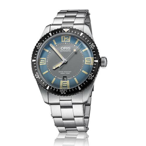 ORIS オリス 腕時計 ダイバーズ65 自動巻き ステンレス Ref.733 7077  4065 国内正規品