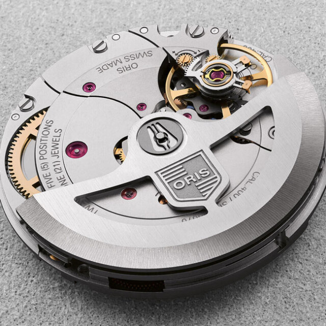 ORIS オリス 腕時計 アクイスデイト キャリバー400