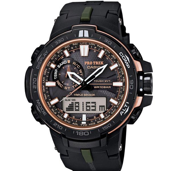 プロトレック 腕時計 ソーラー電波