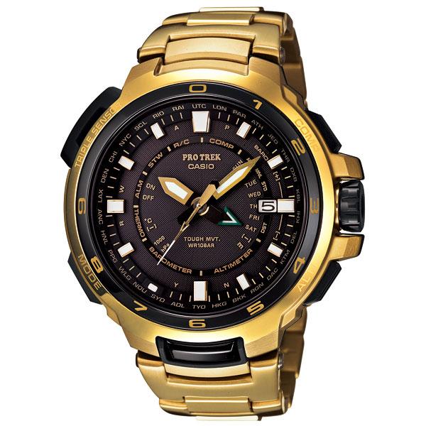 カシオ PROTREK プロトレック 腕時計 マナスル