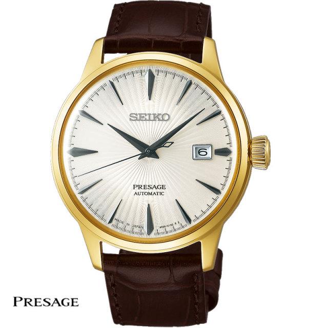 SEIKO セイコー 腕時計 自動巻 SARY076 プレザージュ メカニカルメンズウォッチ  国内正規品