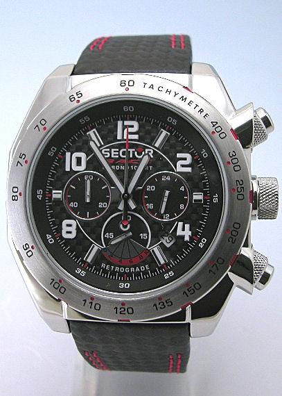 SECTOR セクター RACEクロノグラフクォーツB1.RACE.025