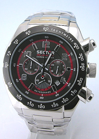 SECTOR セクター RACEクロノグラフクォーツB3.RACE.025