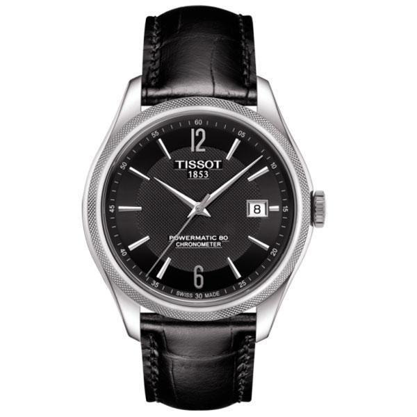 TISSOT ティソ 腕時計 バラード Automatic オートマチック クロノメーター パワーマ チック80 自動巻き T108.408.16.057.00 メンズ 国内正規品
