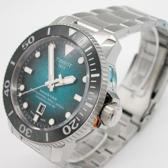 ティソ 腕時計 TISSOT SEASTAR シースター 2000 プロフェッショナル 自動巻