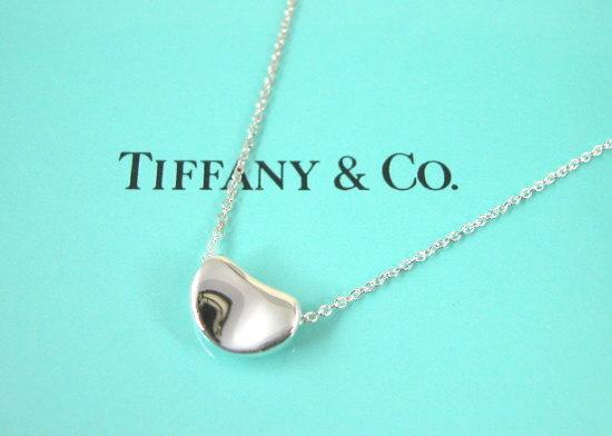 ティファニー Tiffany&Co. ビーンズミニネックレス