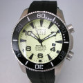 TERRA CIELO MARE テッラ・チエロ・マーレ ARTIGLIO LUMINOVA アルティ グリオ ルミノバ 腕時計 自動巻き TC7034AC3PA/491 国内正規品 メンズ