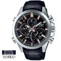 カシオ エディフィス 腕時計 EDIFICE モバイルリング ブルートゥース クロノグラフ  ソーラー EQB-501L-1AJF メンズウォッチ国内正規品