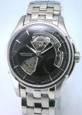 HAMILTON ハミルトン 腕時計 ジャズマスタービューマチック オープンハート Ref.H32565135 国内正規品 メンズ