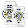 G-SHOCK ジーショック 腕時計 Baby-G G PRESENTSラバーズコレクション2016 ホワイトLOV-16A-7AJR ペアウォッチ