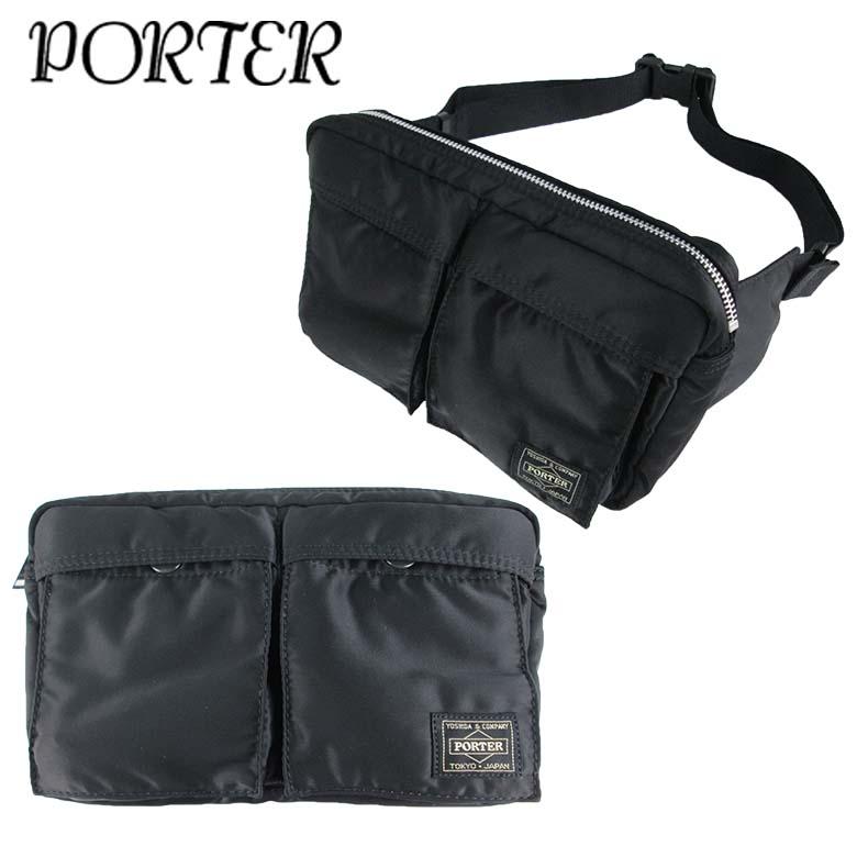 PORTER(ポーター) TANKER(タンカー) ウエストバッグ 622-68723-10