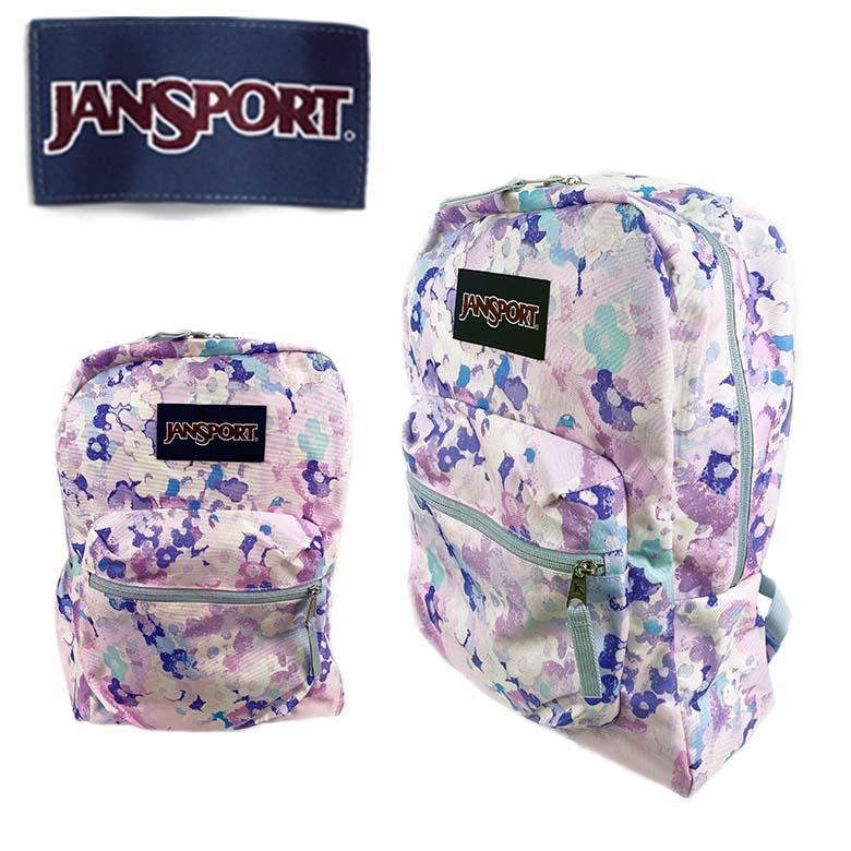 【送料無料】 【ラッピング無料】 JANSPORT(ジャンスポーツ) CROSS TOWN(クロスタウン) リュック デイパック A47LW-7T7