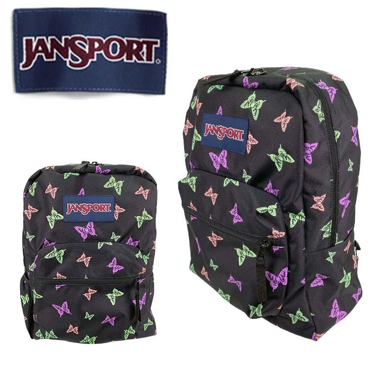 【送料無料】 【ラッピング無料】 JANSPORT(ジャンスポーツ) CROSS TOWN(クロスタウン) リュック デイパック A47LW-80P