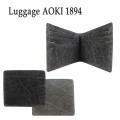 Luggage AOKI 1894(ラゲージ アオキ 1894) African Elephant(アフリカン エレファント) 二つ折り財布 2496