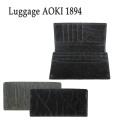 Luggage AOKI 1894(ラゲージ アオキ 1894) African Elephant(アフリカン エレファント) 長財布(二つ折タイプ) 2497