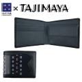 たじま屋オリジナル 知花花織 二つ折り財布 TA-003-NV