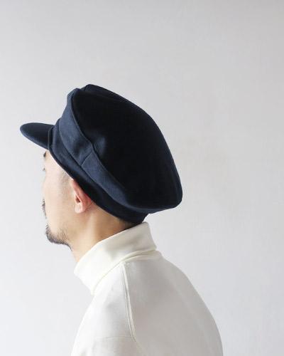 NEWYORK HATのキャップのモデル着用画像