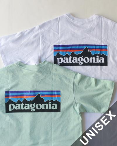 patagonia Mens P-6 Logo Responsibili-Tee パタゴニア メンズ P-6ロゴ レスポンシビリティー