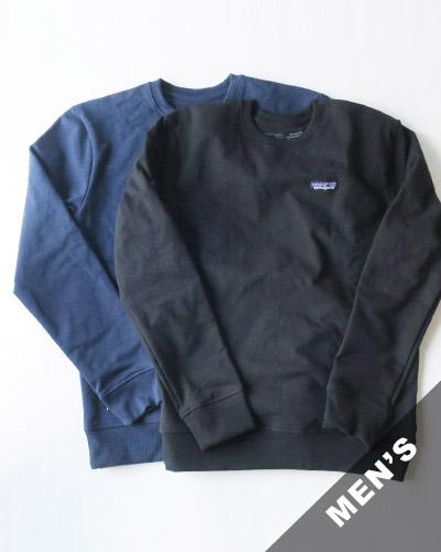 patagonia パタゴニア Mens P-6 Label Uprisal Crew Sweatshirt メンズ P-6 ラベル アップライザル クルー スウェットシャツ